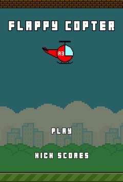Flappy Copter screenshot 7