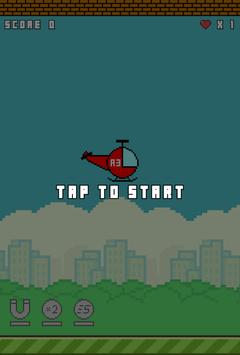 Flappy Copter screenshot 8