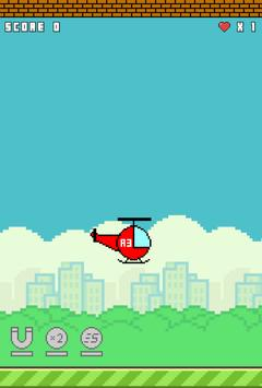 Flappy Copter screenshot 9