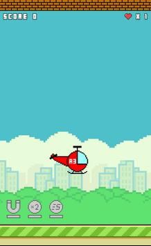 Flappy Copter screenshot 3