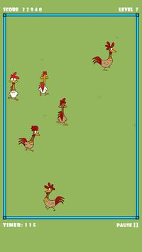 Jailed Chicken screenshot 1