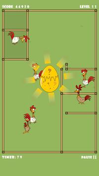 Jailed Chicken screenshot 2