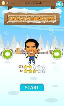 Jokowi Ski Heroes screenshot 1
