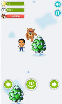 Jokowi Ski Heroes screenshot 4