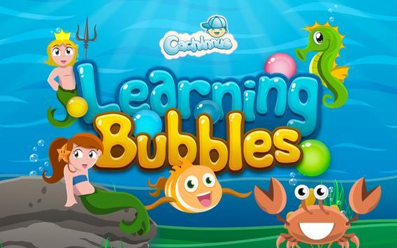 Learnin' Bubbles poster