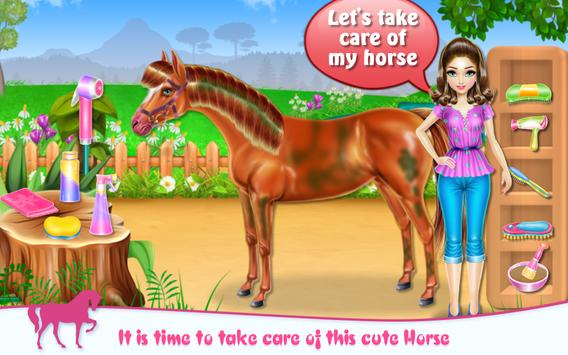 Horse Care and Riding apk screenshot