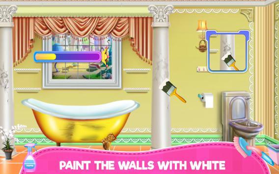 Royal Bathroom Cleanup screenshot 12