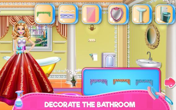 Royal Bathroom Cleanup screenshot 13