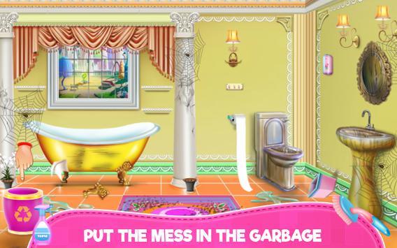 Royal Bathroom Cleanup screenshot 2
