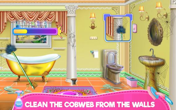 Royal Bathroom Cleanup screenshot 3