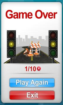 Traffic Game apk screenshot