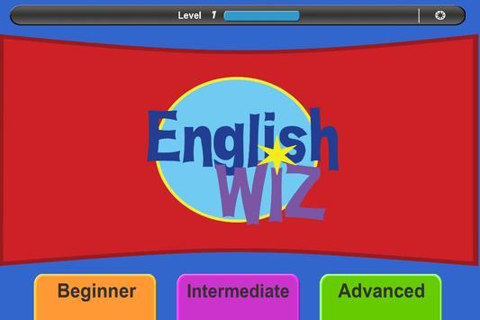 English Wiz poster