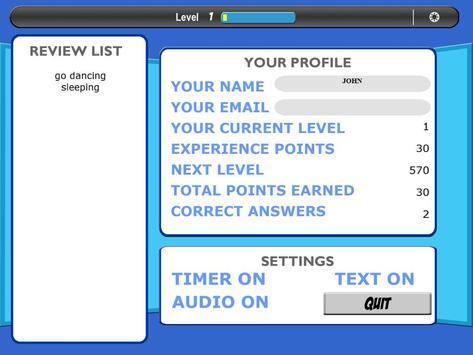 English Wiz screenshot 10