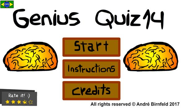 Genius Quiz 14 screenshot 4