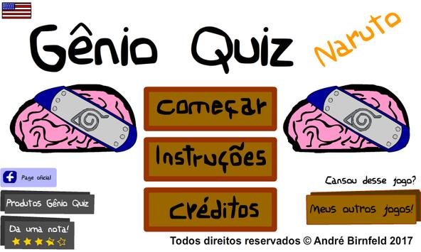 Genius Quiz Naru - Smart Anime Trivia Game screenshot 4