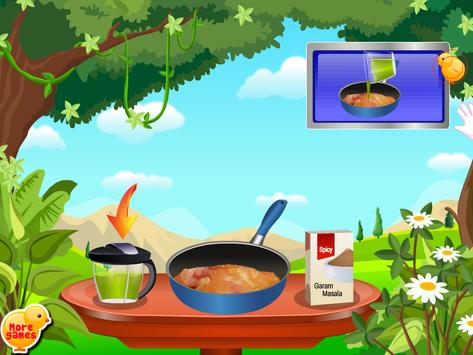 Chicken kebab cooking games apk download free casual game for chicken kebab cooking games apk screenshot forumfinder Image collections