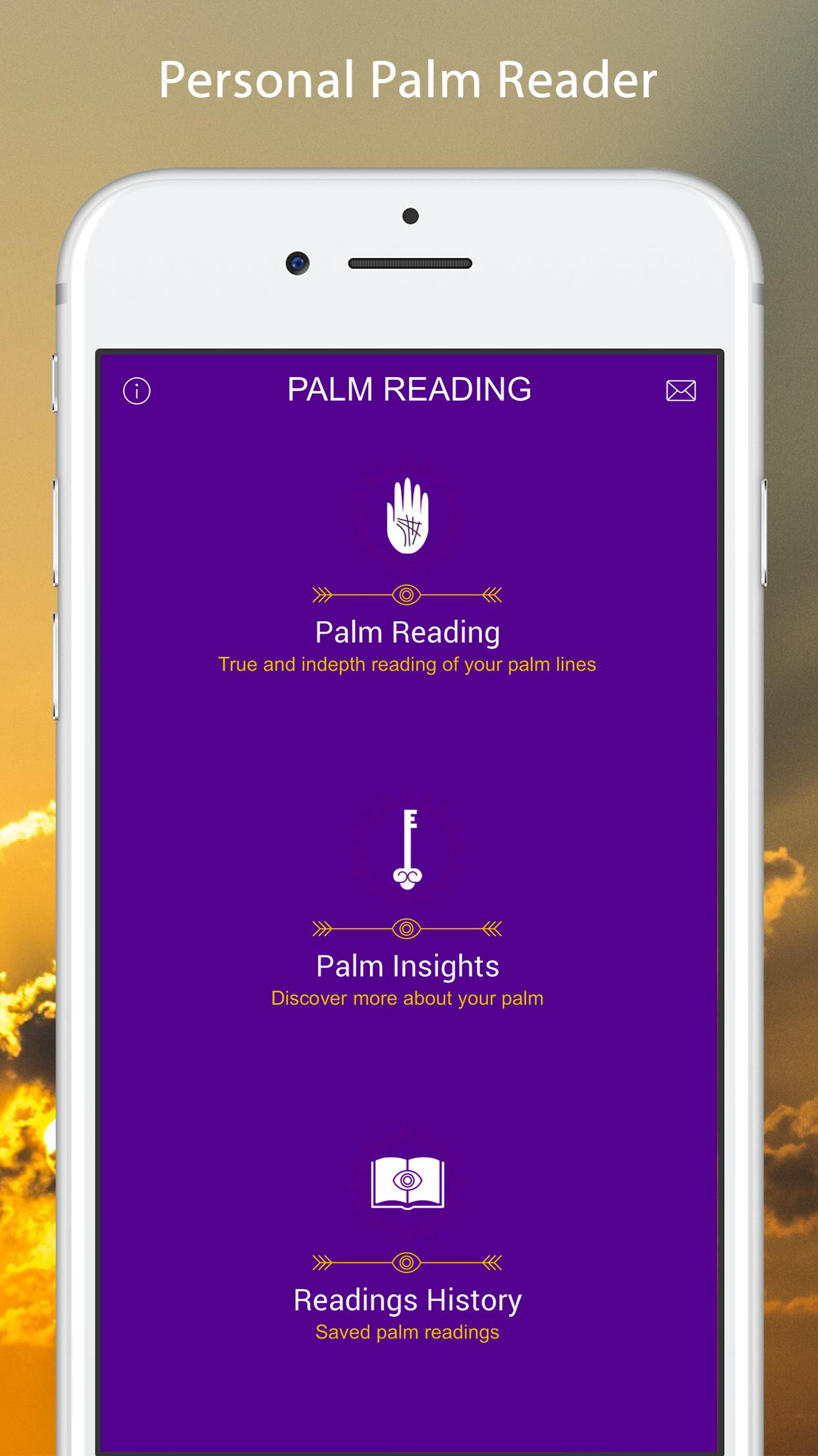 Palm Reading Insights -- Palmistry Palm Reader App for Android - APK