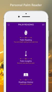 Palm Reading Insights -- Palmistry Palm Reader App poster