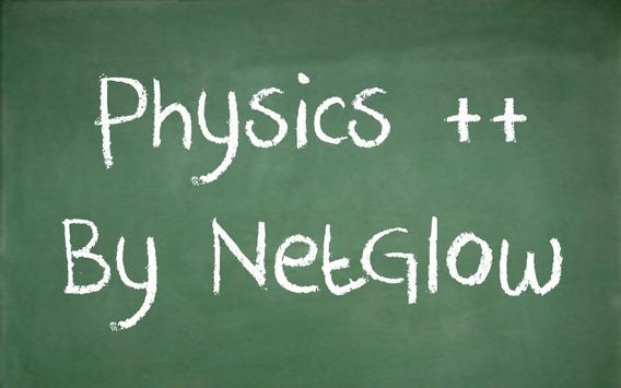 Physics Plus poster