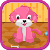 Cute Puppy Games for Girls icon