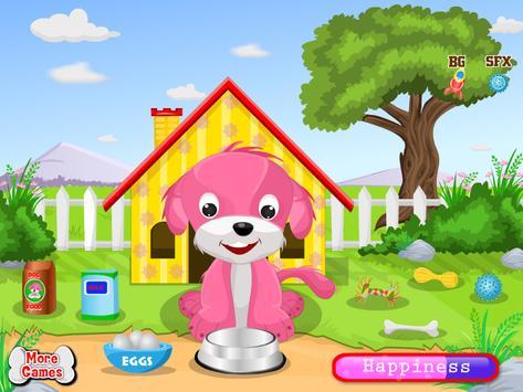 Cute Puppy Games for Girls screenshot 4