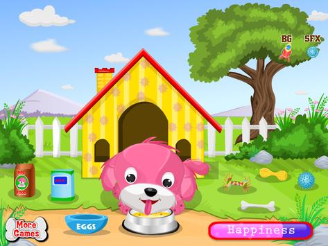 Cute Puppy Games for Girls screenshot 5