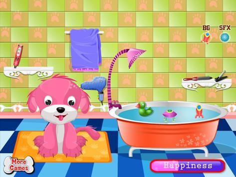 Cute Puppy Games for Girls screenshot 9