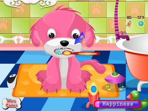Cute Puppy Games for Girls screenshot 16