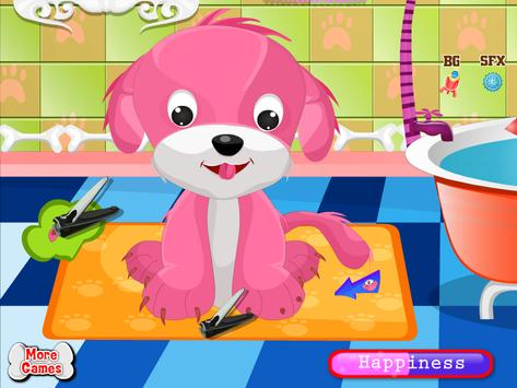 Cute Puppy Games for Girls screenshot 18