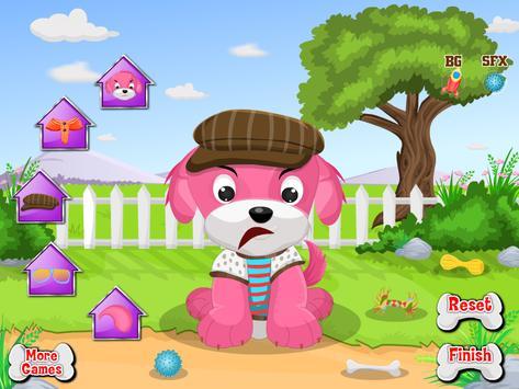 Cute Puppy Games for Girls screenshot 22
