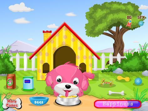 Cute Puppy Games for Girls screenshot 20