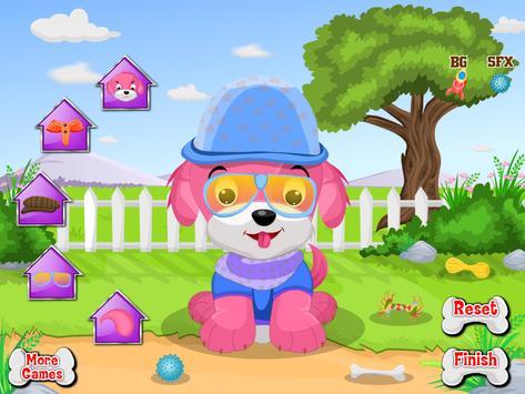 Cute Puppy Games for Girls screenshot 21