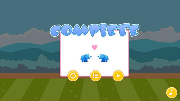 Elephant Zooballs Physics Game screenshot 2