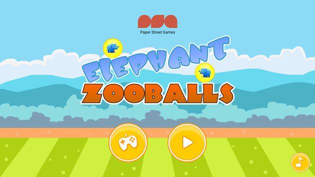 Elephant Zooballs Physics Game screenshot 9