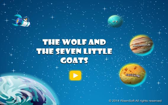 The Seven Little Goats apk screenshot