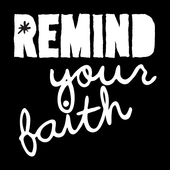 Remind your faith icon