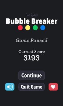 Bubble Breaker HD apk screenshot