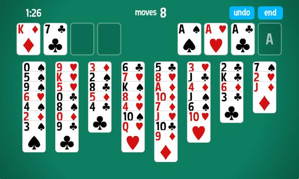 FreeCell Solitaire HD poster