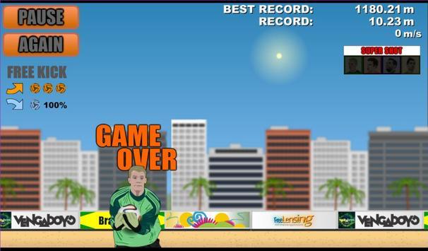 Brazil Bounce Free apk screenshot