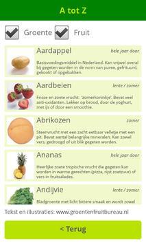 Groente & Fruit hAPP poster