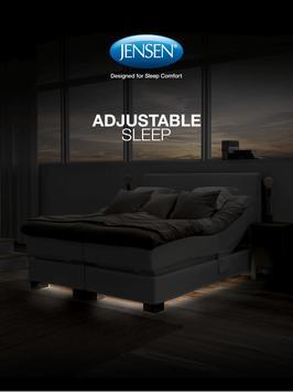 Adjustable Sleep poster