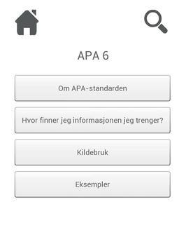 APA6 apk screenshot