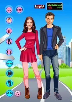 Öykü Ayaz Giydirme oyunu apk screenshot