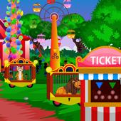 Escape Game - Circus Lion icon