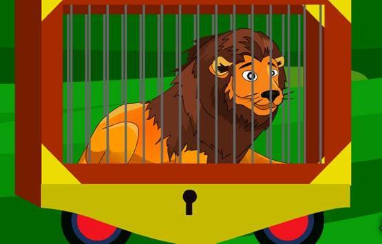 Escape Game - Circus Lion screenshot 4