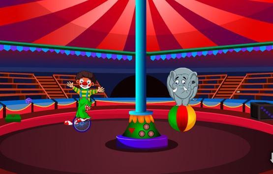 Escape Game - Circus Lion screenshot 1