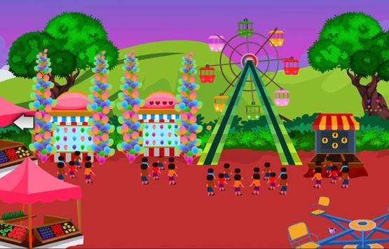 Escape Game - Circus Lion screenshot 2