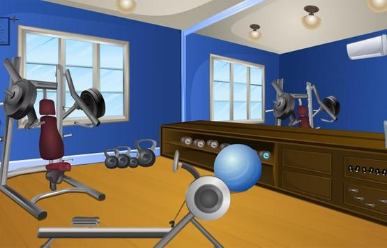 Escape Game: The Gym poster