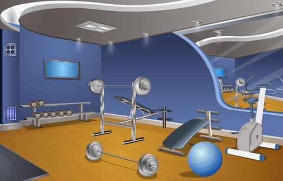 Escape Game: The Gym screenshot 2