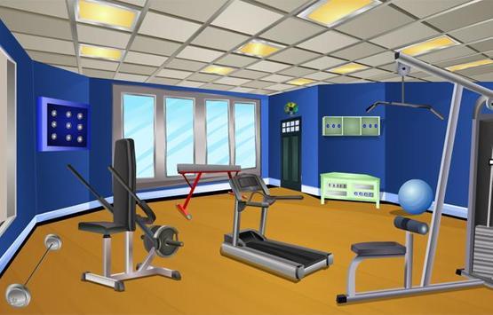Escape Game: The Gym screenshot 3